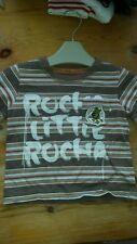 John Rocha Baby boys striped t shirt 18-24 mnths