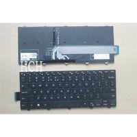 New for Dell Latitude 3460 PK1313P1B00 NSK-LQ0BC PK1313P1B09 keyboard US backlit