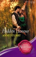 Hidden Honour (Super Historical Romance) By Anne (Anne Kristine) Stuart