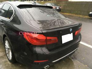 Painted BMW G30 5-series Sedan V type roof + M performance type trunk spoiler◎