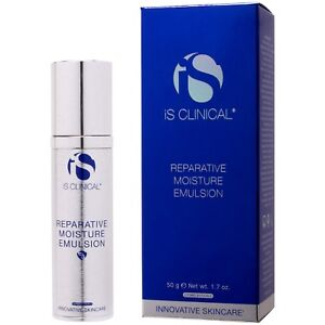 iS Clinical Reparative Moisture Emulsion 1.7 oz 50 g. New Fresh Exp. 11/2023