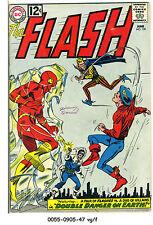 Flash #129  © June 1962 DC Comics vg/f