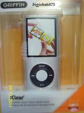 Griffin ICLEAR for iPod Nano 4G 8266-NCLR NEW