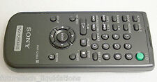 * GENUINE * SONY LCD TV / DVD COMBO REMOTE CONTROL - RMT-D182A