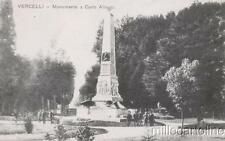 Vercelli - Monumento a Carlo Alberto