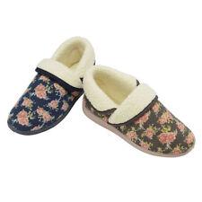 Wide (E) Plus Size Textile Shoes for Women