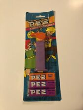 PEZ: Whistle, green pack, purple stick, Brand New Sealed