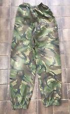 Genuine Dutch Army Gortex Trousers Size Small  DT2