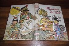 MÄRCHEN der WELT -- mit 80 Illustrationen von MARTIN und RUTH KOSER-MICHAELS