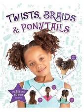 Twists, Braids and Ponytails by Joel Benjamin, Chie Sato (Hardback, 2016)