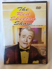 The Red Skelton Show DVD three classic episodes!