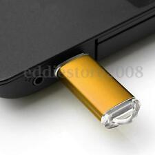 32GB USB 2.0 Flash Memory Stick Data Storage Thumb Pen Drives Noble Gold U Disk