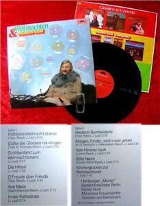 LP James Last: Weihnachten & James Last (1973)