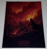J J ABRAMS Signed 11x14 Star Wars The Force Awakens Stormtroopers Poster Photo