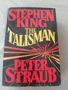 Stephen King Peter Straub The Talisman 1984 VIKING US True 1st first edition