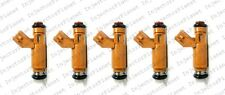 Set of 5 Denso Fuel Injector Part # 8627815 / 195500-4510