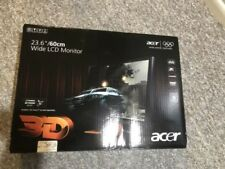 Acer GD235HZ 23.6 inch 3D Gaming Monitor 120Hz 1080P Resolution