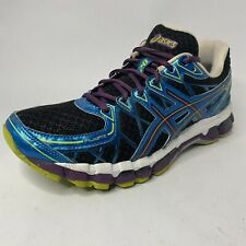 Asics Gel Kayano 20 T3N7N Fluid Fit  Womens Shoes Running Athletic Size 8.5