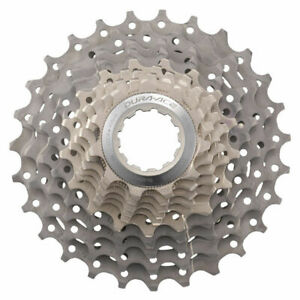 Shimano Dura-Ace CS-7900 10 Compartment Cassette 12-23 Teeth Road Bike Rim Nip