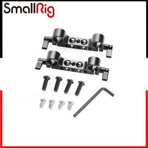 SmallRig Railblock Rod Clamp for 15mm DSLR Camera Cage Shoulder Rig (2pcs)  2061