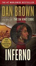 Robert Langdon: Inferno : A Novel Bk. 4 by Dan Brown (2014, Paperback Book)
