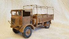 1/35 Sovereign Austin K5 Truck with load. Built Resin