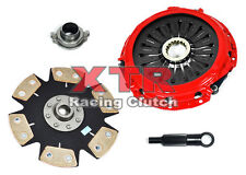 XTR STAGE 4 CERAMIC CLUTCH KIT FOR 2003-2007 MITSUBISHI LANCER EVO EVOLUTION 8 9