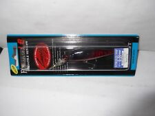 LUCKY CRAFT  POINTER  B'FREEZE VERSATILE MINNOW  78SP  Dark Red Silver Belly
