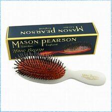 Mason Pearson hairbrush Pocket Bristle & Nylon BN4 Ivory, worldwide shipping