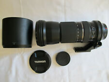 Tamron SP 150-600mm F/5-6.3 USD VC Di Objektiv für Canon Lens zoom TOP G1