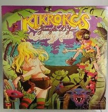 Kikrokos Jungle D.J & Dirty Kate EX Vinyl TESTED PD-1-6171 1ST US ED Disco 1978