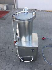 20 ltr. Wurstfüller Wurstfüllmaschine Sausage machine Frey OSCAR 20