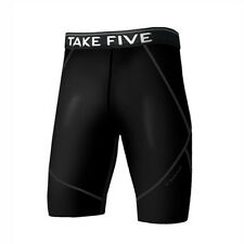 Take Five Mens Skin Tight Compression Base Layer Running Pants Leggings NP530