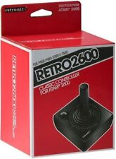 Red Button Joystick Controller for Atari Flashback 7 or 2600 System