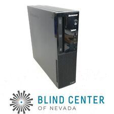 Lenovo ThinkCentre E73 SFF i3-4130 3.4GHz 8GB RAM 500GB HD WIn 10 PRO DVDRW