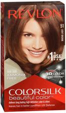 Revlon Colorsilk  Beautiful Color, Light Brown 51