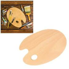 20*30*0.3cm Wood Artist Painting Palette