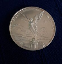 ONCIA MESSICO LIBERTAD 2000 UNZE  ARGENTO MEXICO SILVER RARE COIN OZ KEY DATE