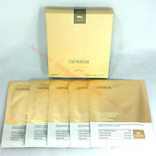 5pcs Cremorlab Golden Peptide Plumping Mask (+Tracking) Smooth Wrinkles Nourish