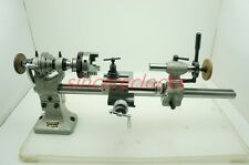 Longer Watchmakers Lathe with Φ50mm 3-Jaw Manual Chuck