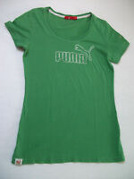 Orig. PUMA - bequemes,sportliches, grünes Shirt Gr.34 fast neu
