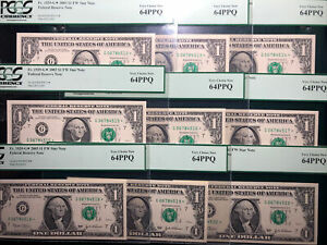 #9 2003 $1.00 FRN G06784512*-20* 64Q
