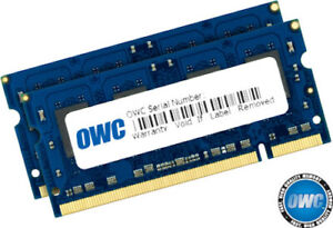 OWC 6GB (2GB x 1 and 4GB x 1) DDR2 PC2-5300 667MHz 200 Pin ram memory