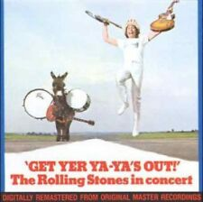 The Rolling Stones - Get Yer Ya-Ya's Out [New CD] UK - Import