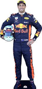 Daniel Ricciardo 971 Cardboard Cutout