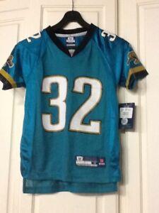 NFL Maurice Jones-Drew Jacksonville Jaguars Screen Printed Youth Jersey - XL
