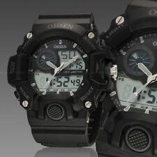 OHSEN G Sport Digital Military Water Proof Shock Calendar Men Watch Quartz