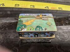 small cloisonne enamel box