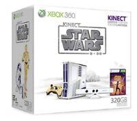 Microsoft Xbox 360 - Konsole Slim 320GB #Star Wars Edition mit OVP