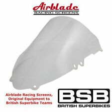 DUCATI 1199 PANIGALE 2015 AIRBLADE CLEAR DOUBLE BUBBLE SCREEN